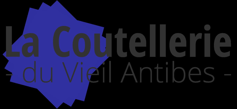 Logo de la coutellerie du vieil antibes