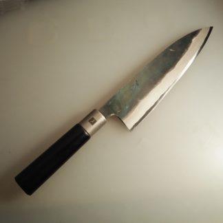 Photo du Aiku Chef 1 un excellent couteau de cuisine japonais