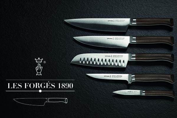 Opinel les forg s 1890 nouvelle collection de couteaux de Couteau de cuisine opinel